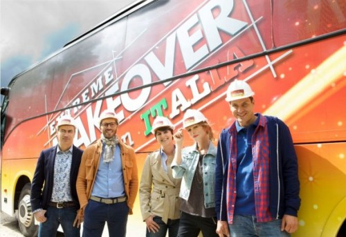 Inizia Extreme Makeover Home Edition Italia